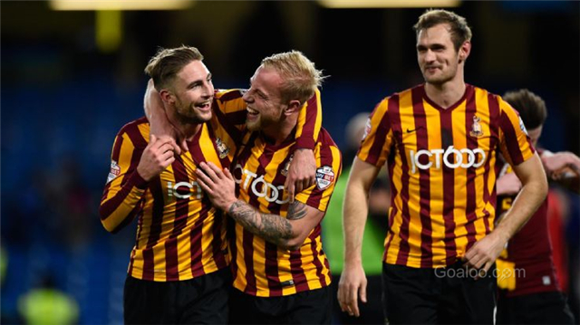 Bradford City vs. Bury