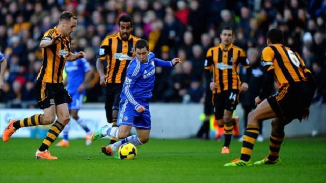 Prediksi Chelsea vs Hull City 22 Januari 2017