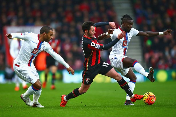 Prediksi Bournemouth vs Crystal Palace 1 Februari 2017