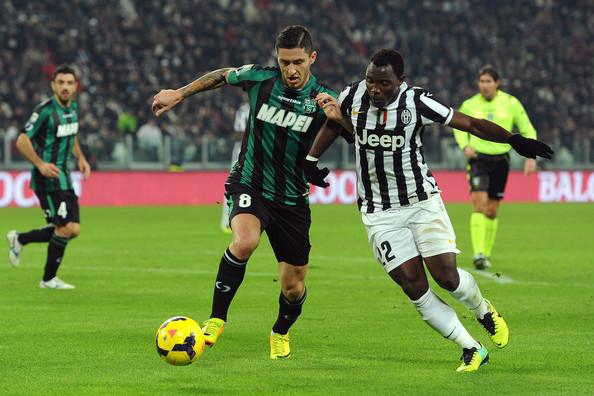 Prediksi Sassuolo vs Juventus 29 Januari 2017