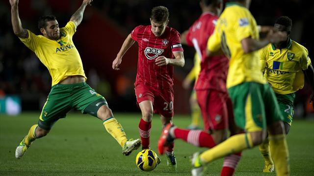 Prediksi Southampton vs Norwich City 19 Januari 2017