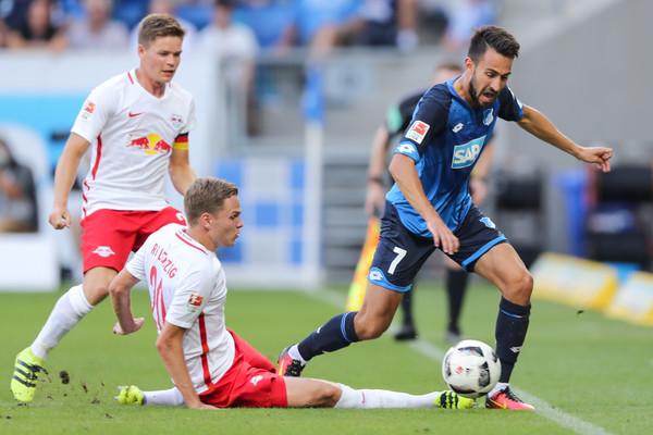 TSG+1899+Hoffenheim+v+RB+Leipzig+Bundesliga+ktuGLALknpnl