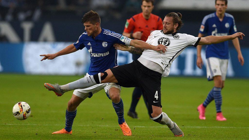 Prediksi Schalke 04 vs Frankfurt 28 Januari 2017