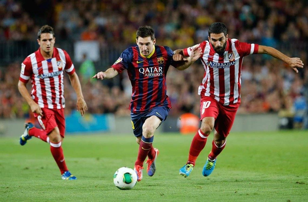 Prediksi Barcelona vs Atletico Madrid 08 Februari 2017