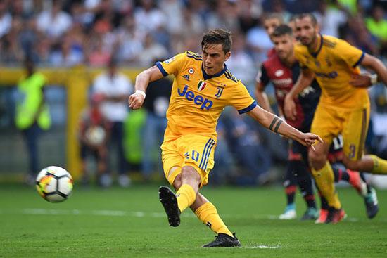 Prediksi Juventus Vs Genoa 21 Desember 2017