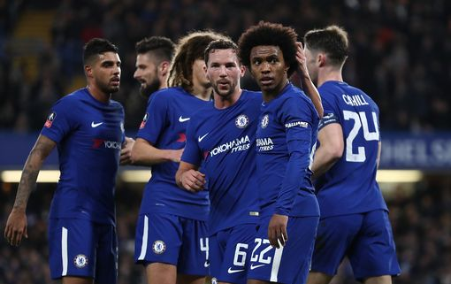 Prediksi Chelsea vs Barcelona 21 Februari 2018